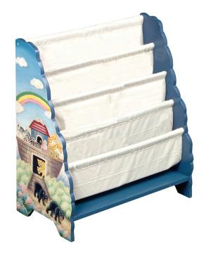 Noah's Ark Book Display