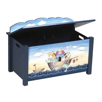 Noah's Ark Toy Box