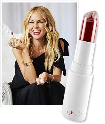 Rachel Zoe Wearing Exude Lipstick