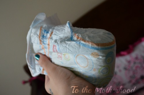 No Leakage with the Huggies Snug and Dry