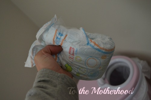 Super Absorbent - Huggies Snug and Dry