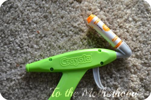 crayola digital light designer instructions