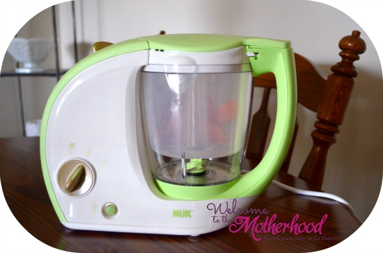 NUK Cook-n-Blend Baby Food Maker