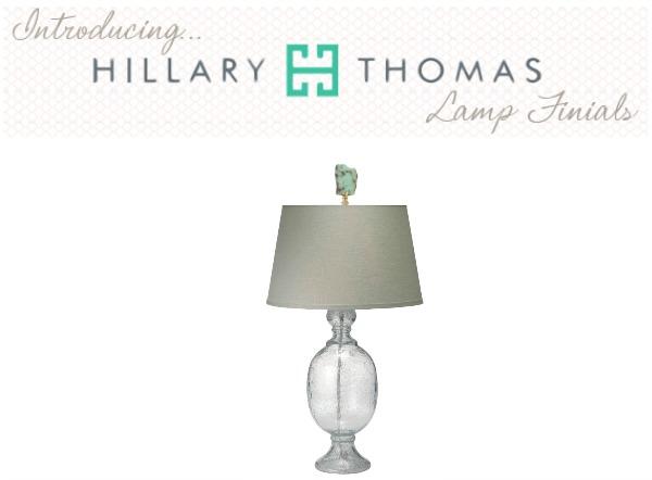 Hillary Thomas Finials