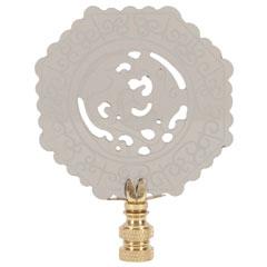 Hillary Thomas Moxie Entice Lamp Finial $95