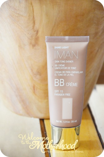 IMAN BB Creme in Sand Light