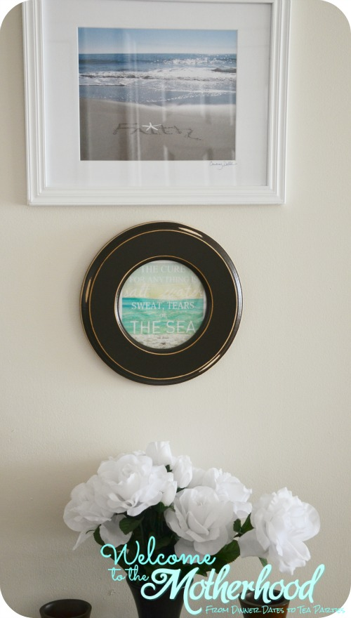 Poppy Tree Picture Frames
