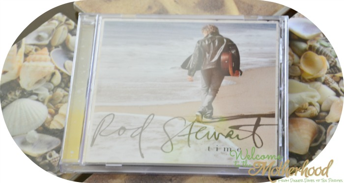 Time CD by Rod Stewart
