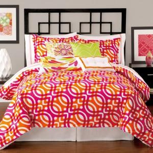 Trina Turk Geo Comforter Set $167