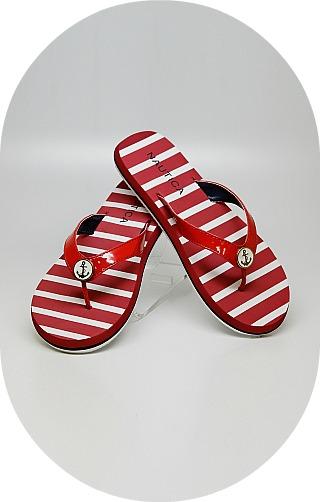 Stripe Flip Flop $21.50