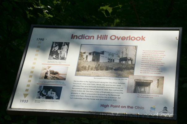 History of Indian Hill Overlook