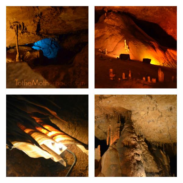 Marengo Cave US National Landmark