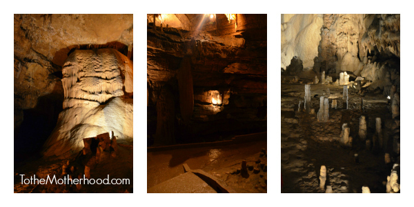 Marengo Cave in Marengo Indiana