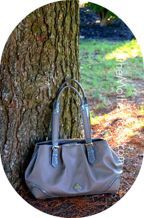 Simply Vera Vera Wang Triple Entry Shopper