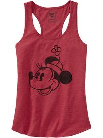 Women's Disney© Minnie Mouse Tank $12.94