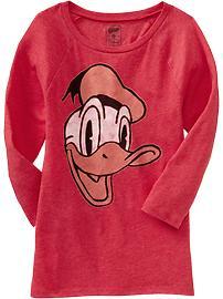 Disney© Donald Raglan Tee $16.94