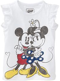 Disney© Mickey & Minnie Tee for Baby $16.94