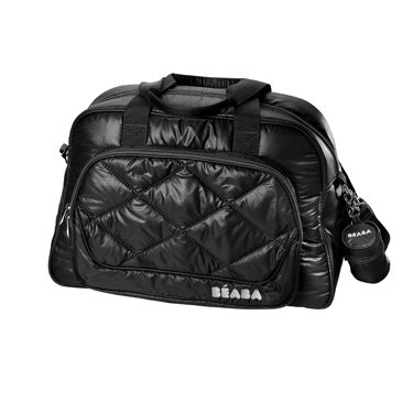 Beaba New York Diaper Bag  $109.95 Available in Black or Gray