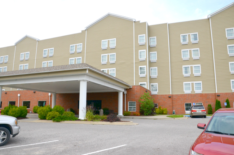 Big hotel in french lick indiana