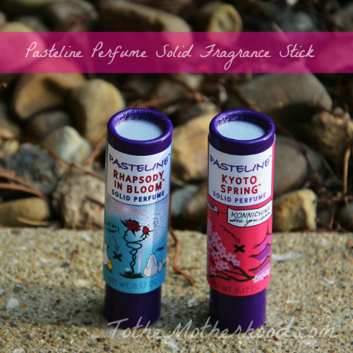 Pasteline Perfume Solid Fragrance Stick