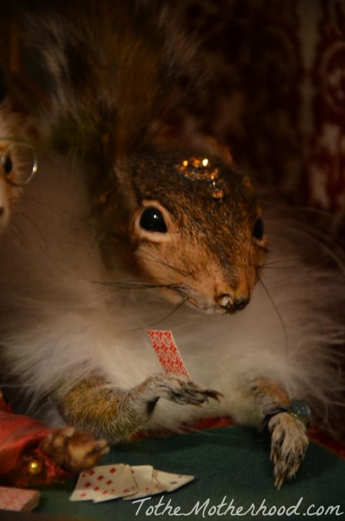 Glamorous Rodent