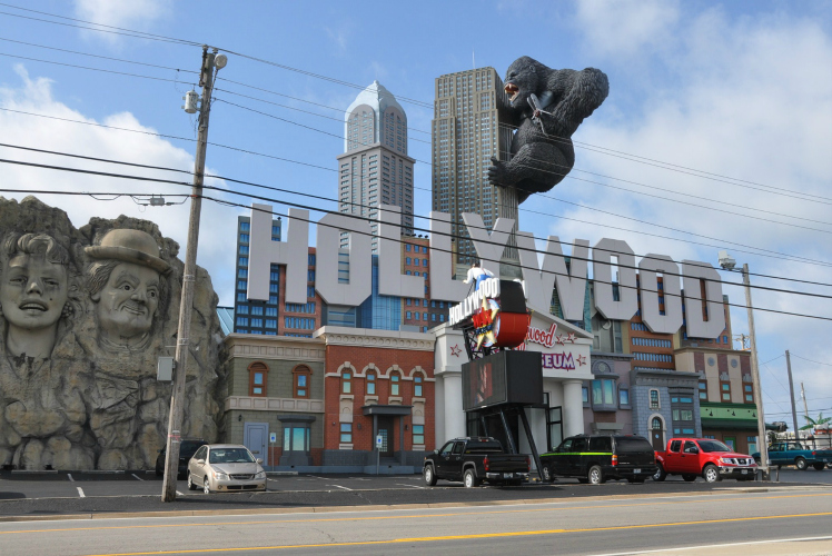 Hollywood Wax Museum in Branson Missouri