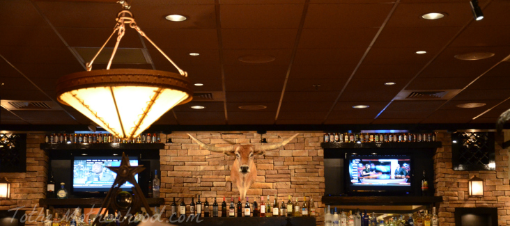 Inside LongHorn Steakhouse