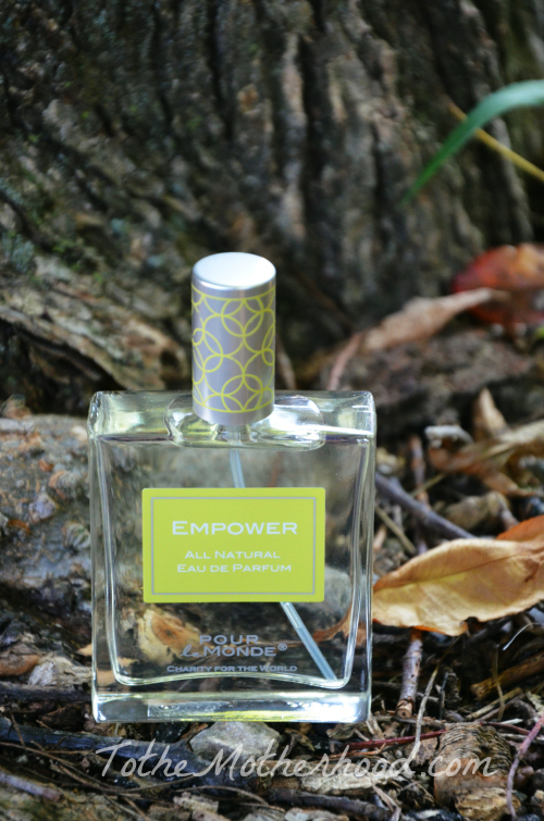 Pour Le Monde Empower Vegan Perfume Pour le Monde: 100% Natural Fragrances That Give Back