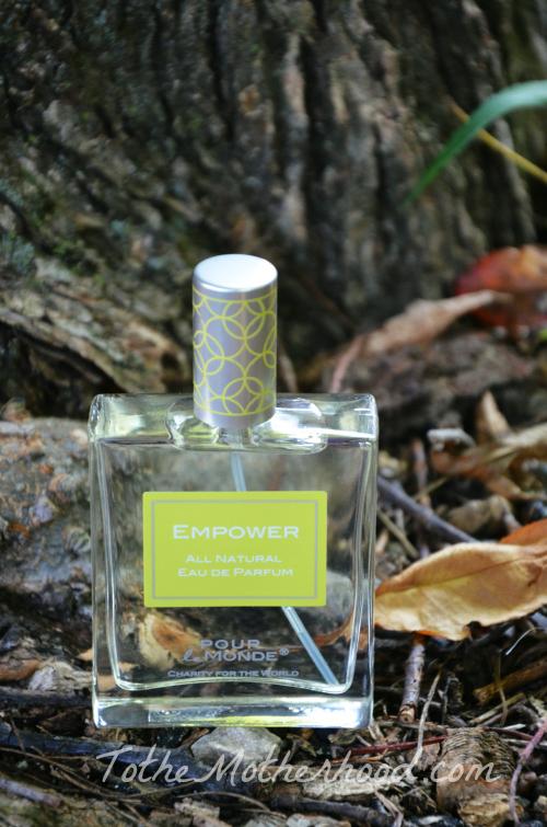 Pour Le Monde Empower Vegan Perfume