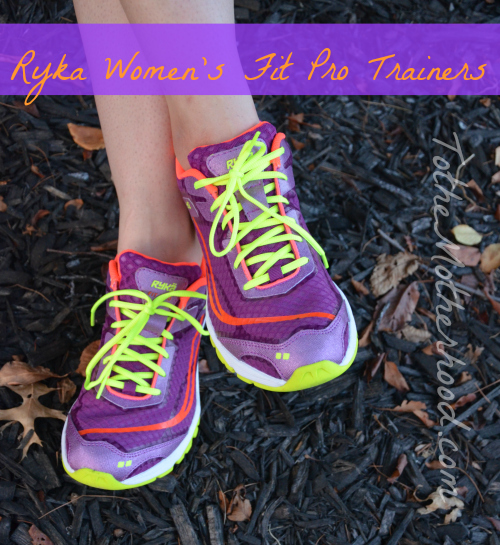 Ryka Womens Fit Pro Trainers