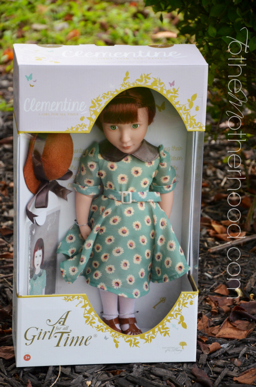 Clementine 1940s Doll