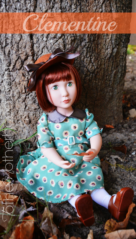 Clementine 40s Doll