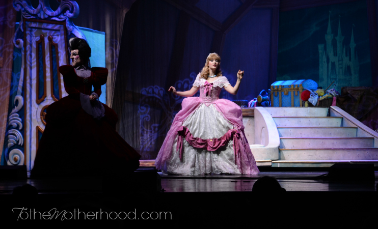 Disney Live Three Classic Fairytales Cinderella