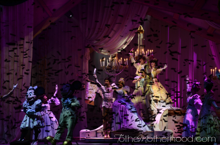 Disney Live Three Classic Fairytales Finale