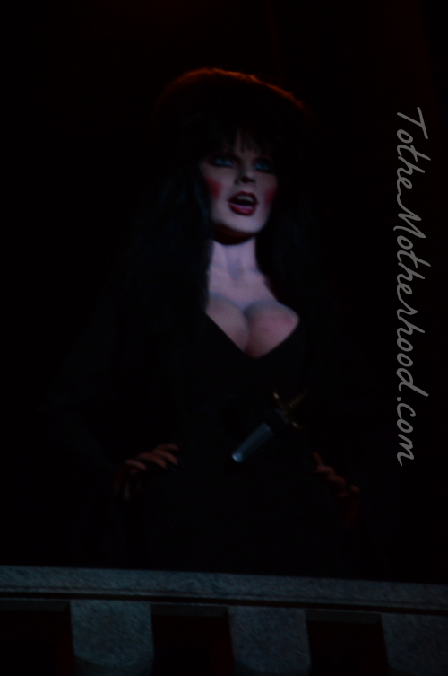 Elvira Hollywood Wax Museum