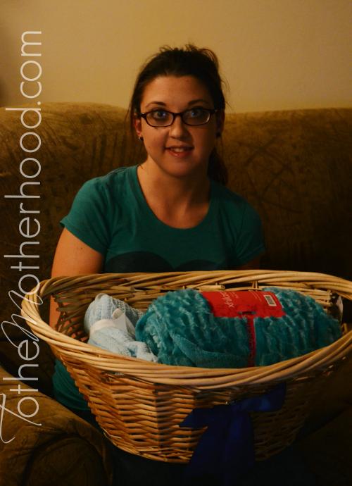 Gift Basket Recipient