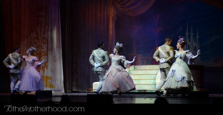 The Ball at Disney Live Three Classic Fairytales