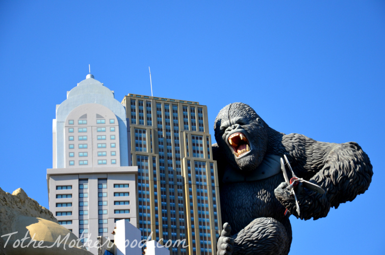 The Great Ape of Branson