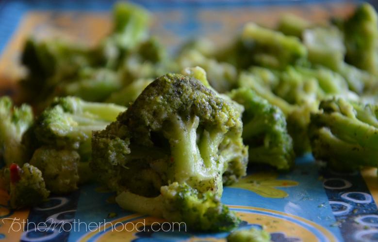 Tuscan Seasoned Broccoli