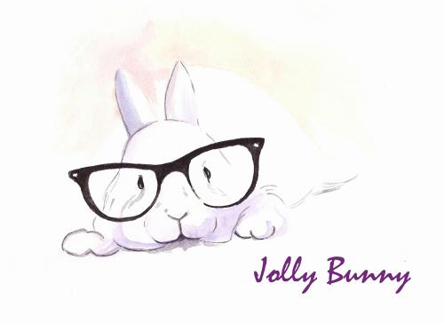Jolly Bunny Logo