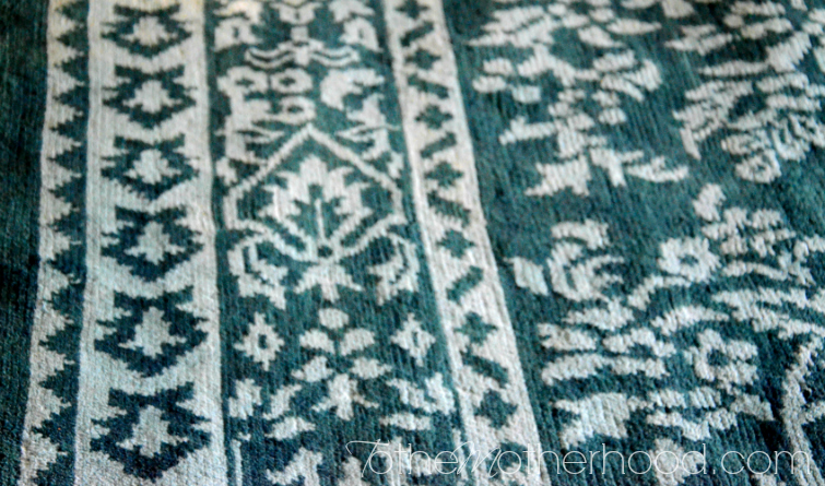 New Contemporary Indian Area Rug
