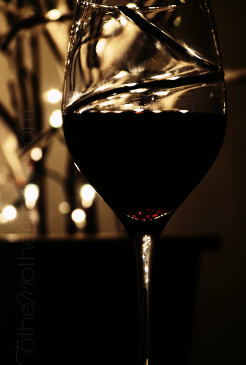 Wine Glass Photography