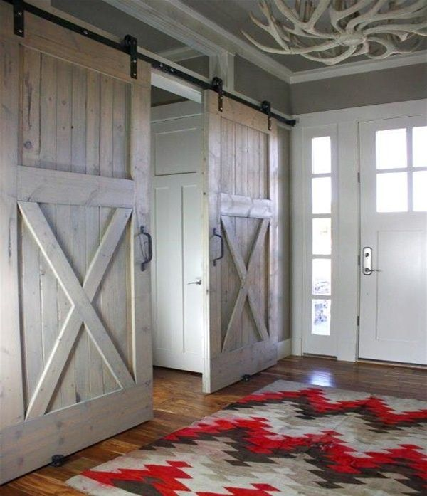 Beautiful Barn Door
