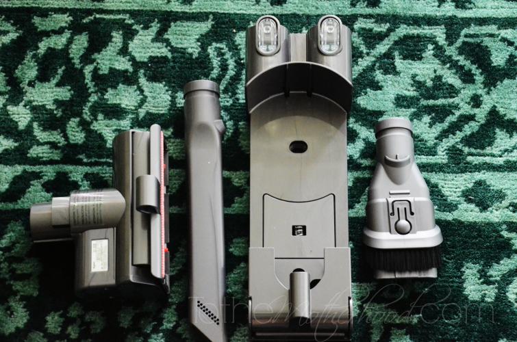 Dyson DC59 Cordless Vacuum Accessories
