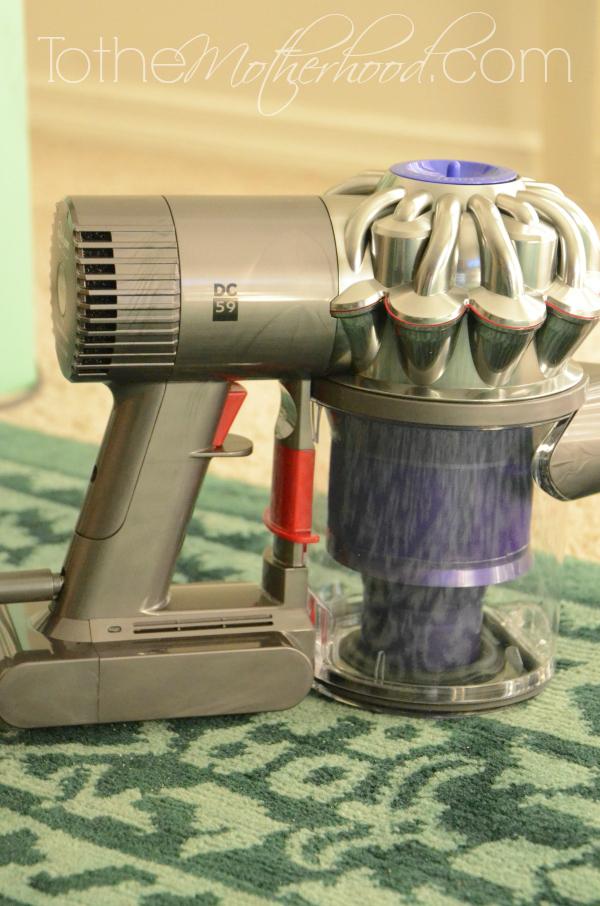 Dyson DC59 Cordless Vacuum