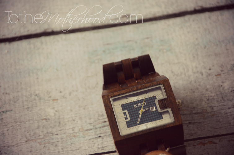 94A SERIES Chocolate Wooden Watch