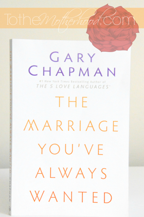 Gary Chapman Marriage Book