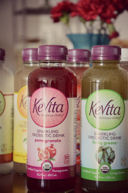 KeVita Sparkling Probiotic Drinks