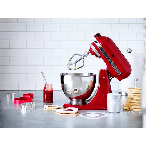 KitchenAid 4.5QT in Empire Red