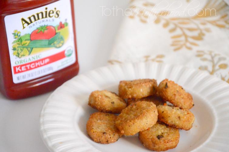 Vegan Veggie Bites